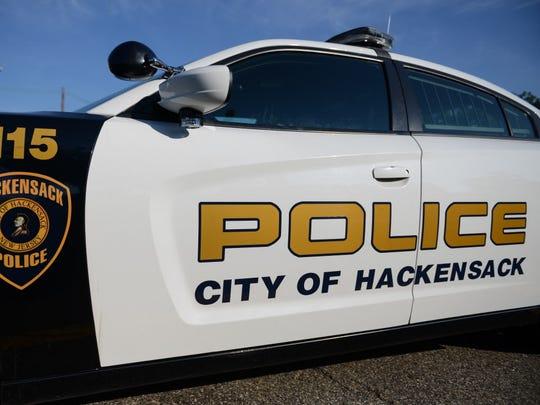 Hackensack Police Department.