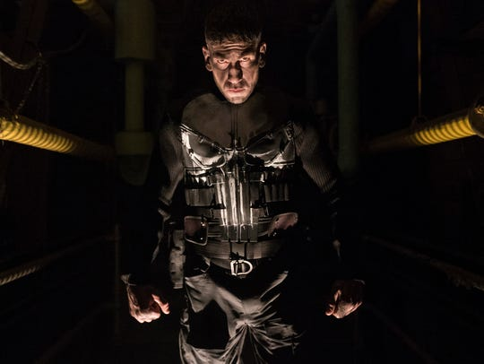 Frank Castle (Jon Bernthal) is on a new mission in