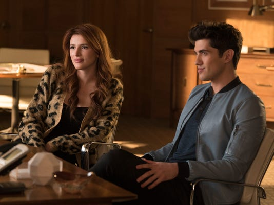 BELLA THORNE, CARTER JENKINS