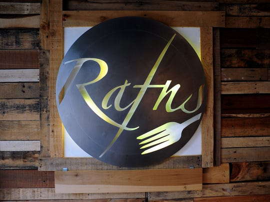 Rafns' decorative touches can be credited to Rochelle.