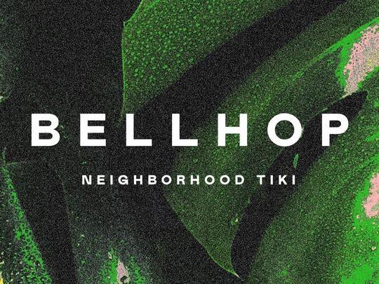 Bellhop, a neighborhood tiki bar, will open in East Village in 2019.