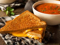 RECIPES: Grilled Cheese Sandwiches