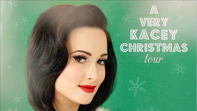 A Very Kacey Christmas tour
