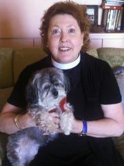 The Rev. Dr. Georgine Buckwalter is a retired Episcopal