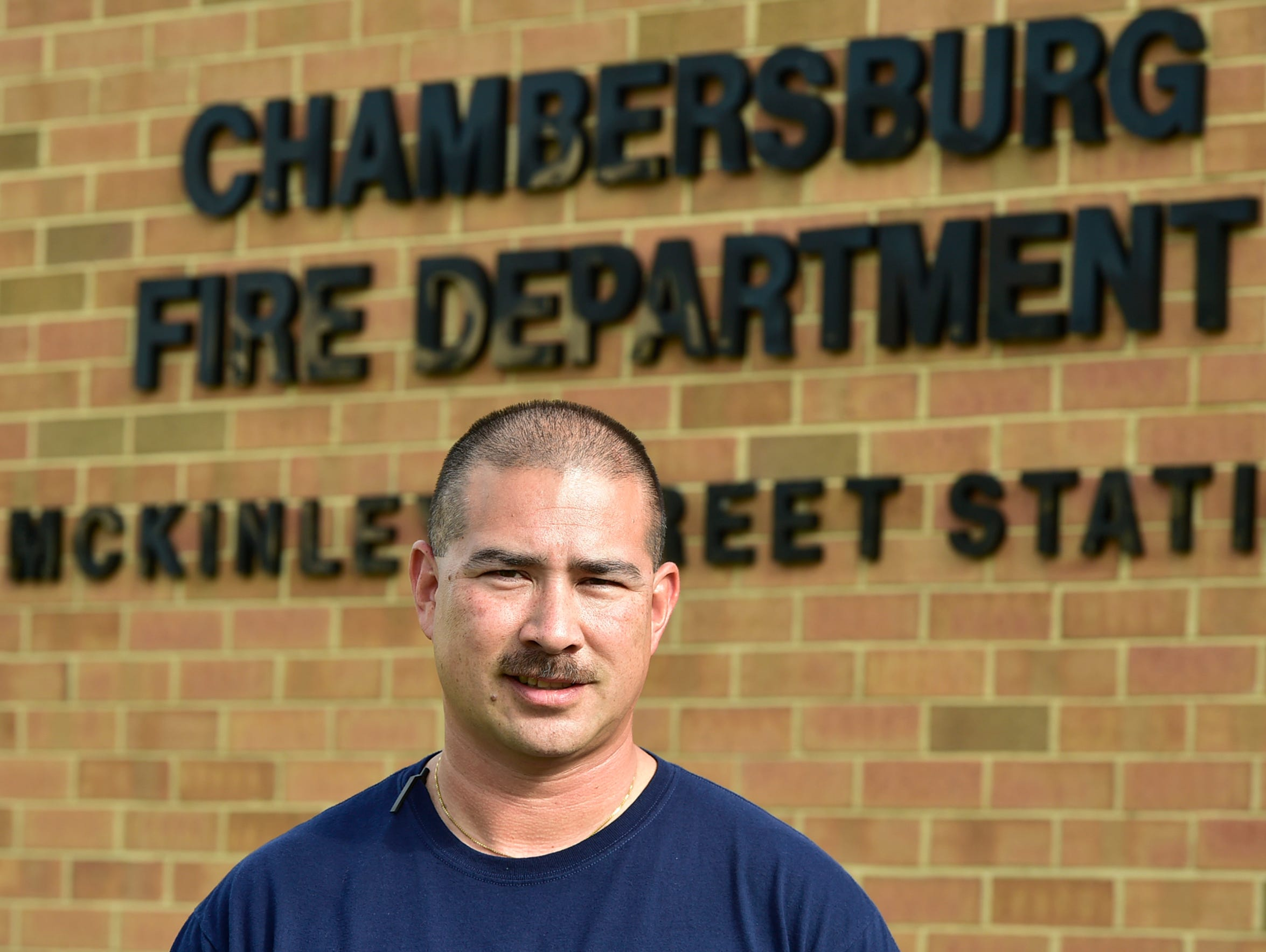 Tony Albright, Shippensburg, has been recognized by