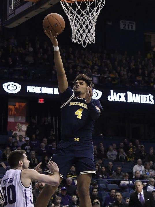Michigan v Northwestern