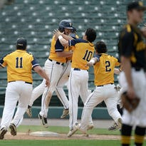 Victor walks off with win over McQuaid for Class AA title
