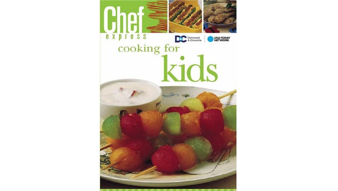 Cooking for Kids eCookbook for Rochester