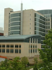 CDC's Building 18 houses numerous labs, including a