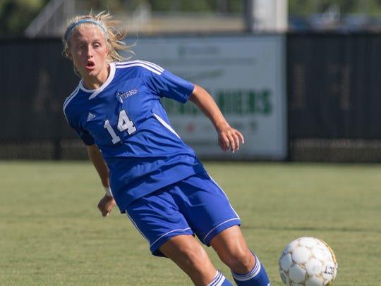 Eastern Florida State College's Katie Lockwood named
