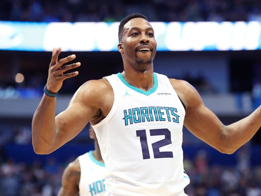NBA: Charlotte Hornets at Dallas Mavericks