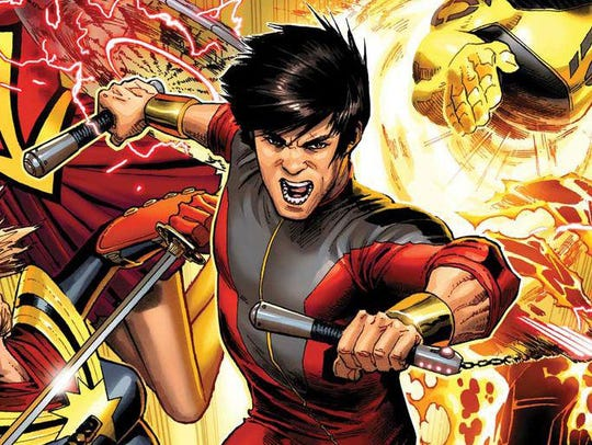 """Shang-Chi"" is the next Marvel superhero to come to"