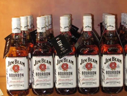 AP Travel-Trip-Bourbon Distilleries