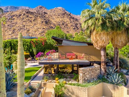 Alexander House, Palm Springs