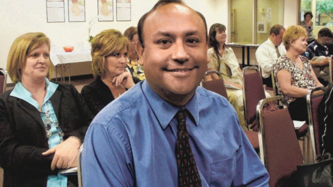 Redwood High School Principal Fernie Marroquin has accepted a superintendent position for Oak Valley Union Elementary School District.