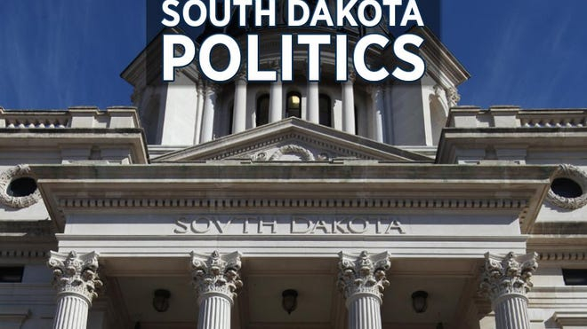 South Dakota politics tile