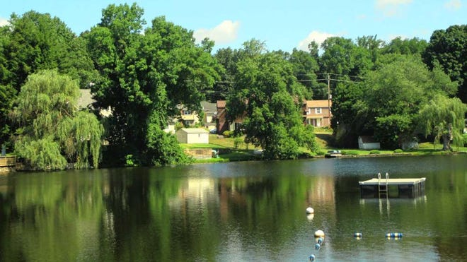 Lake Parsippany is one of the town's features that makes Parsippany one of the best places to live.