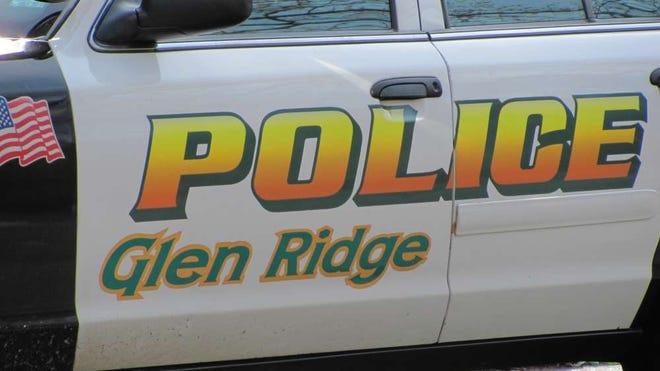 Glen Ridge police car