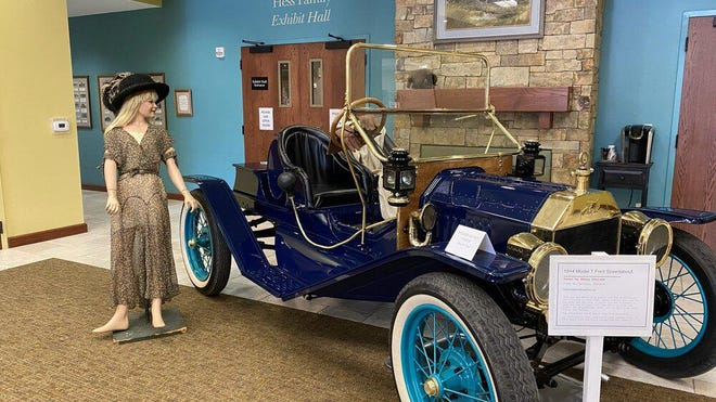 "The  McPherson Museum and Arts Foundation is hosting an exhibit featuring restored, and classic, Ford Model-T cars in the Dick & Linda Nichols Expo Hall through February. The museum will offer free admission Dec. 5 - the same day as a ""reverse raffle"" fundraiser to be held online."