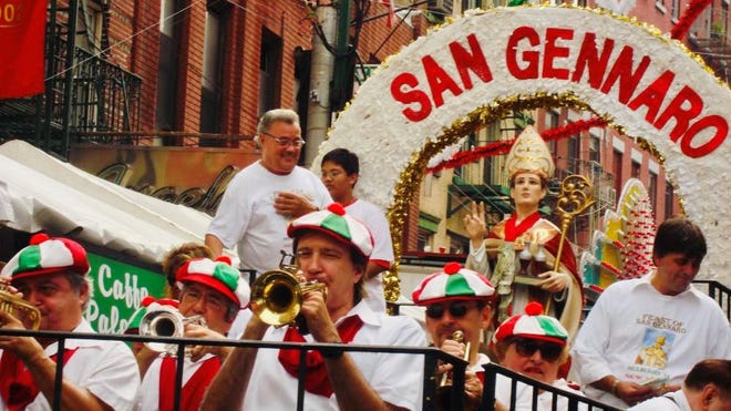 Little Italy in New York transports travelers into the movies, too.