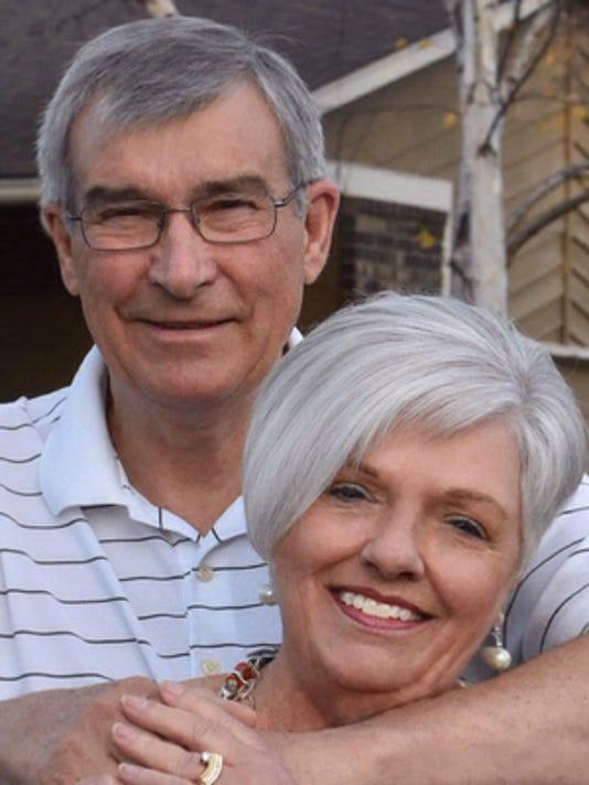 Anniversaries: Fran Hansen & Bill Hansen