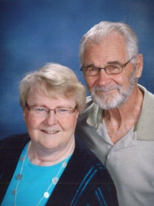 Anniversaries: Bob Guse & Virginia Guse