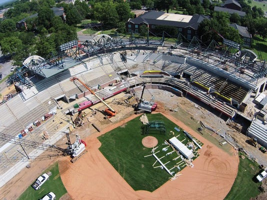 STS Aerial 6-4-15 Outfield