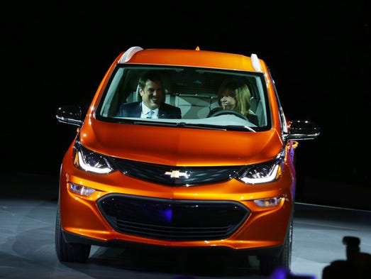 General Motors Chairman & Chief Executive Officer Mary