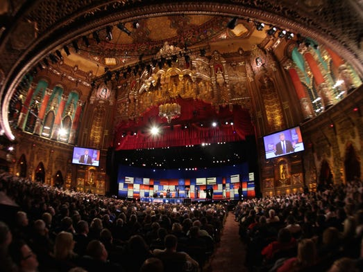 The Fox News GOP debate was held on Thursday, March