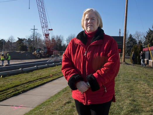 Candice Miller, Macomb County Public Commissioner,