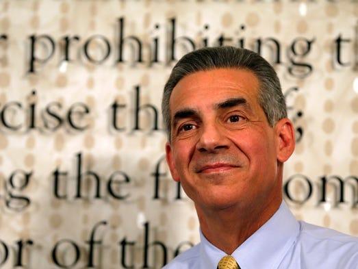 Jack Ciattarelli, Republican candidate for governor,