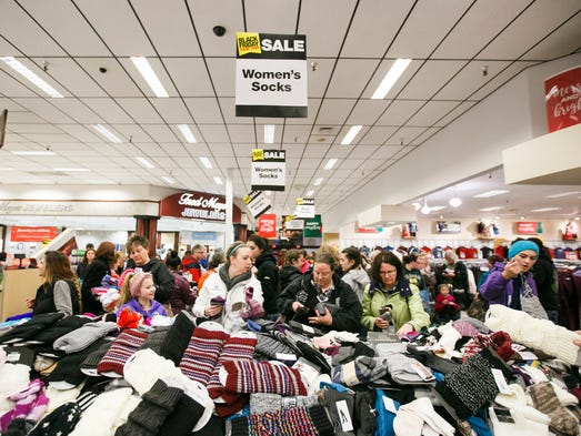 Blackfriday now equally social as it is economic for Michaels craft store salem oregon
