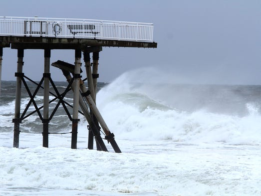 Belmar Mayor Says 35 Rescued From Dangerous Surf