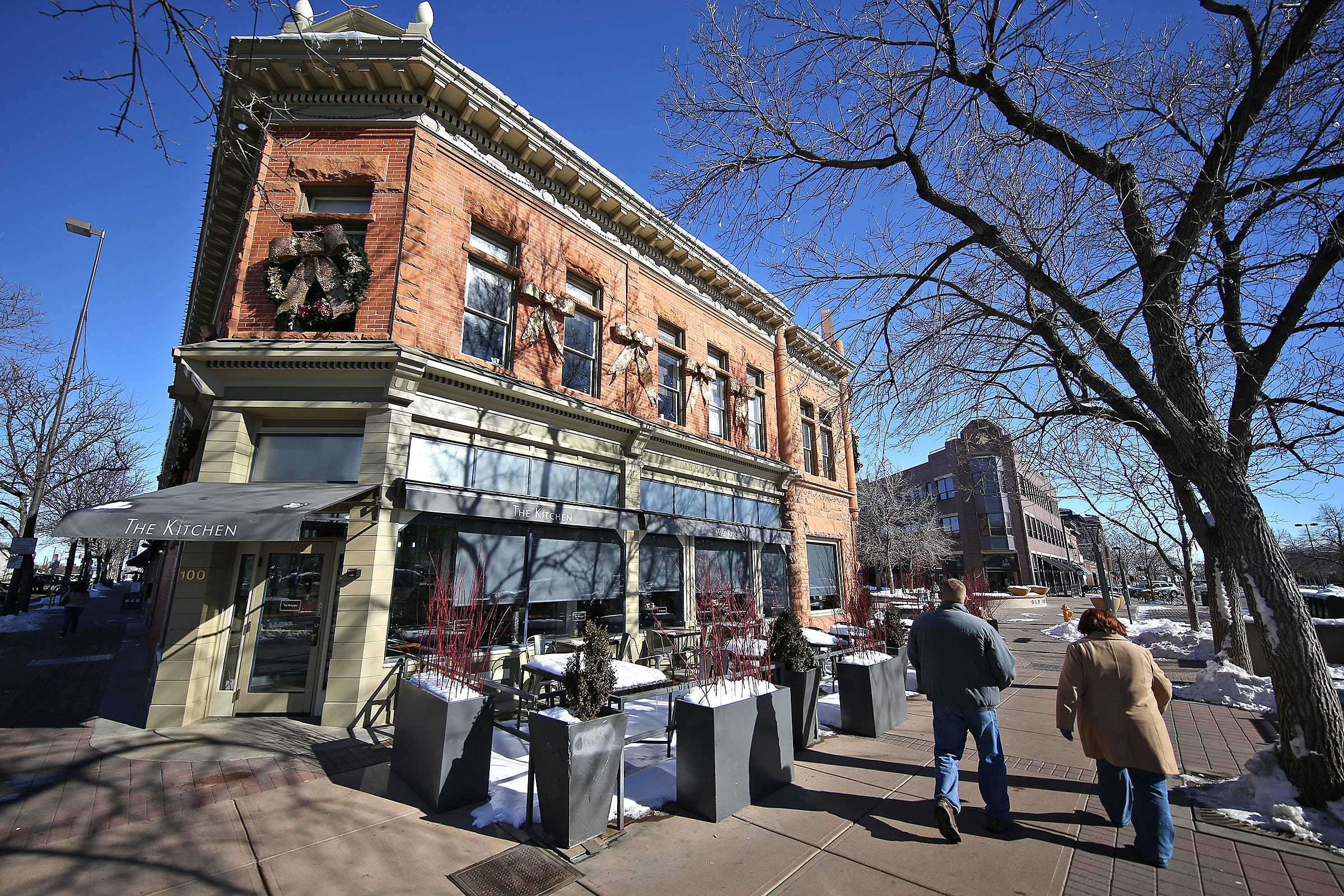 The The Avery Building, Located At 100 N. College Ave, In Fort Collins.  Furniture ...