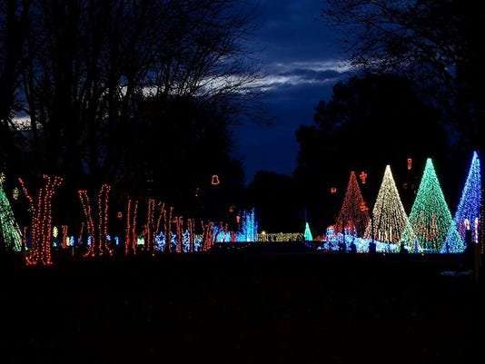 'Dancing Lights of Christmas' show to move from Nashville's Jellystone Park  to Wilson County - Dancing Lights Of Christmas' Show To Move From Nashville's