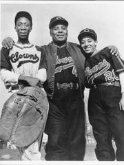 The Indianapolis Clowns were the dominant Negro Baseball
