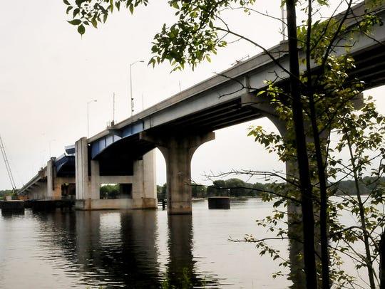 Bayview Bridge/Wisconsin 54, crossing Sturgeon Bay