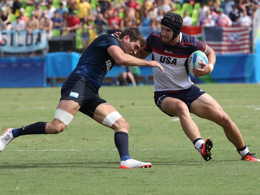 Olympics: Rugby Sevens
