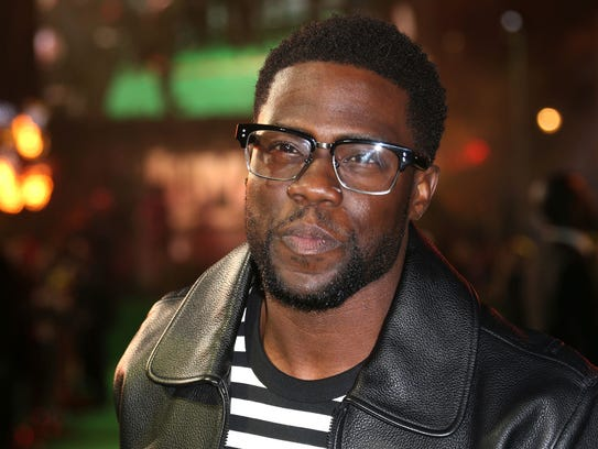 Comedian/actor Kevin Hart will take the stage at Bankers
