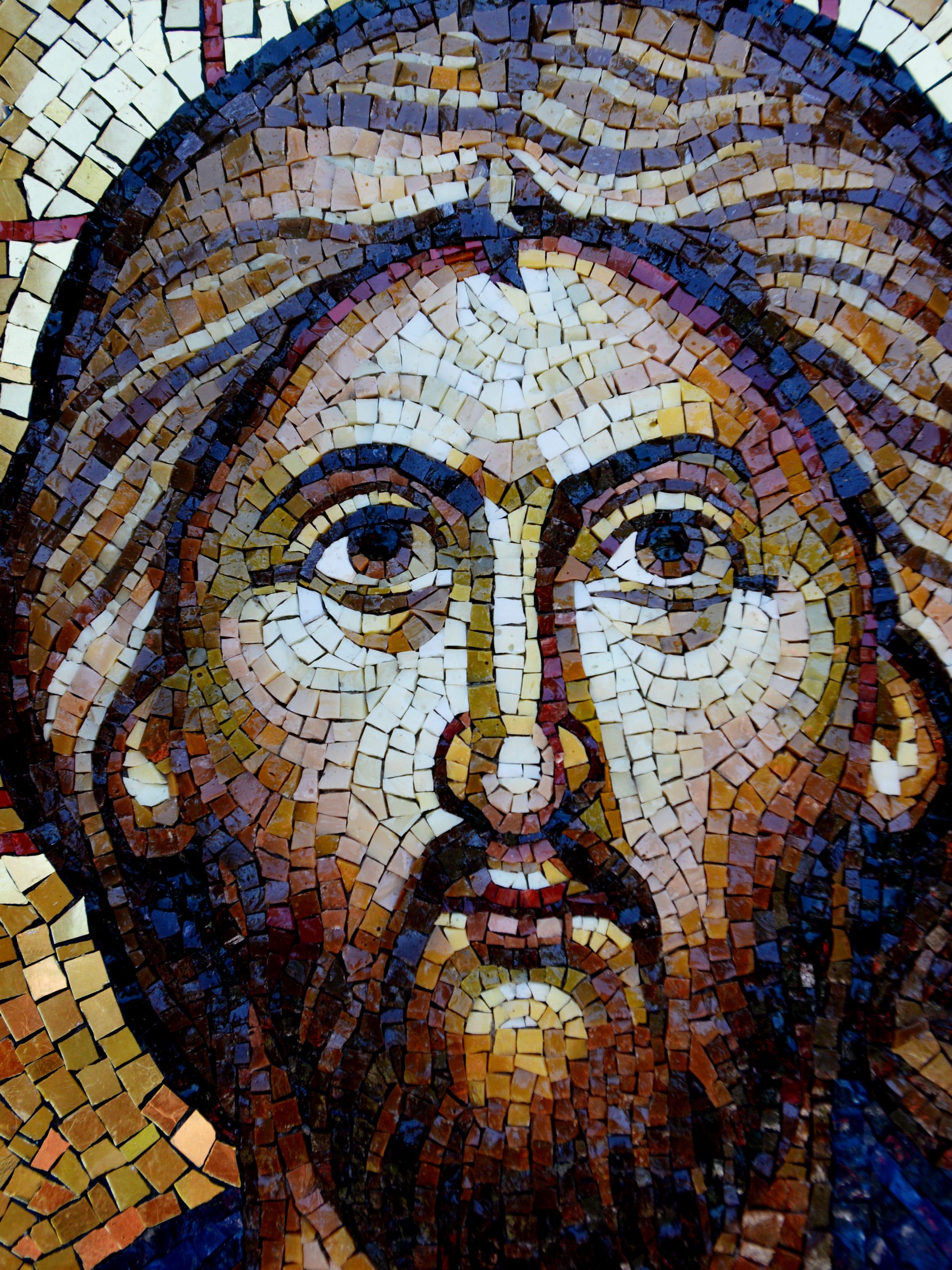 Glittering Mosaics Transform Historic Highland Church