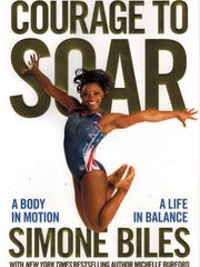 """Courage to Soar"" by Simone Biles"