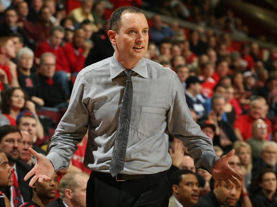 Former Rutgers basketball coach Mike Rice's abusive actions led to his firing and lawsuits from former players.