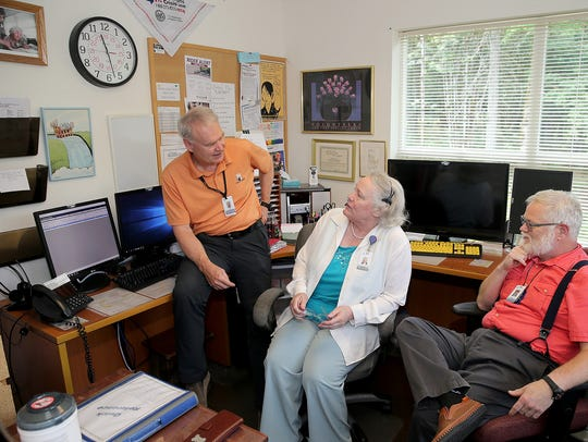 Kitsap Mental Health Services Crisis Clinic program