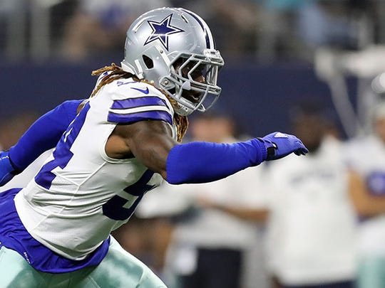 Jaylon Smith attended Fort Wayne Bishop Luers and Notre Dame.