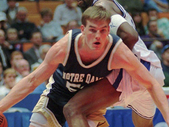 Pat Garrity was the 1997 Big East Player of the Year.
