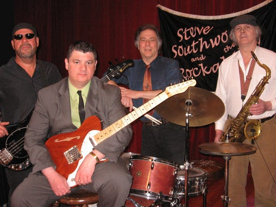 Steve Southworth & The Rockabilly Rays will perform