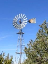 With solar windmills found all over the county, Midgett