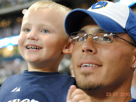 Ryan Berry traveled near and far with his family for baseball games.