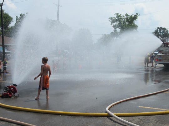 Two years have passed since the last spray park was