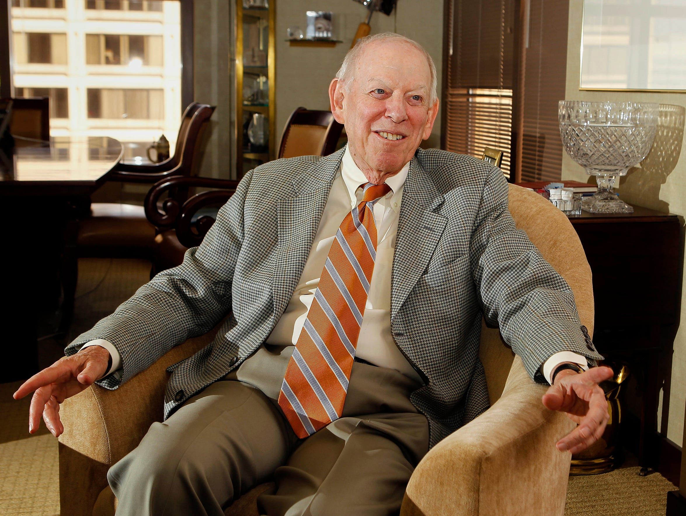 Steve Marcus, chairman of the board of Marcus Corp.